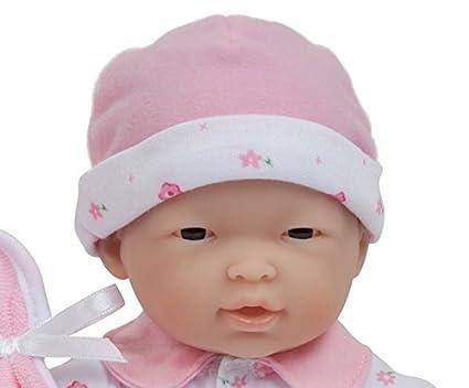 "Soft /& Sweet 11/"" Hispanic Baby Doll Designed by Berenguer"