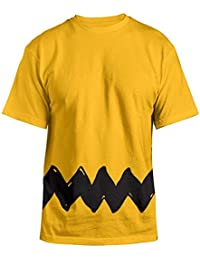 Peanuts - Charlie Brown Costume Tee T-Shirt Size XL