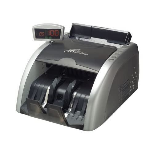Image of Royal Sovereign RBC-2100 1,000 Bills/min Bank Note Counter with Counterfeit Detector Bill Counters