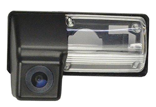 ファクトリーダイレクト バックカメラ RC-NIC13 Bluebird Sylphy ブルーバードシルフィ(G10系 H15.02-H17.12 2003.02-2005.12) CCDバックカメラキット NISSAN日産ニッサン車種別設計 ナンバー灯交換タイプ(カー用品 バックカメラ ライセンスランプ カスタム) B077K6FCN5