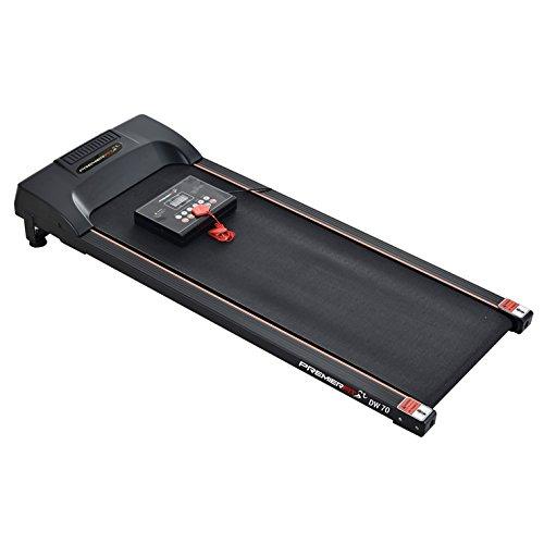 PremierFit DW70 Walking Electric Motorised Treadmill for Standing Desk/Stand Office Fitness Power Walker