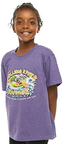 Vacation Bible School (VBS) 2018 Rolling River Rampage Child T-Shirt Size Medium: Experience the Ride of a Lifetime with God! PDF