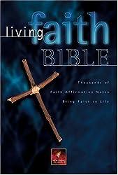 Living Faith Bible NLT