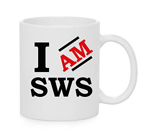 I Am SWS Official Mug