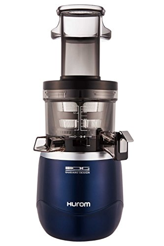 hurom h-ae slow juicer, dark navy Hurom H-AE Slow Juicer, Dark Navy 41UmEWJWKcL