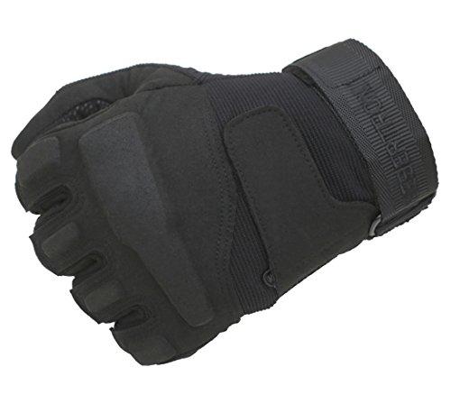 Seibertron® Homme Noir S.O.L.A.G. Armée Special Ops Plein assaut Gants Finger/Gants d'assaut légers Tactique Pleine… 4
