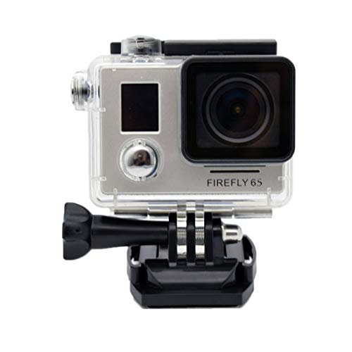 Houlaimaoyi and Fashion Firefly 6S Mini 4K HD 16MP WiFi DV Action Sports Camera for FPV(Black) (Color : Silver)