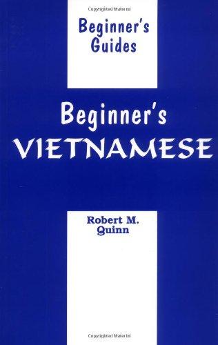 Beginner's Vietnamese (Beginner's (Foreign Language))