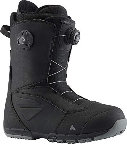 Burton Ruler BOA Snowboard Boots Mens Sz 10 Black