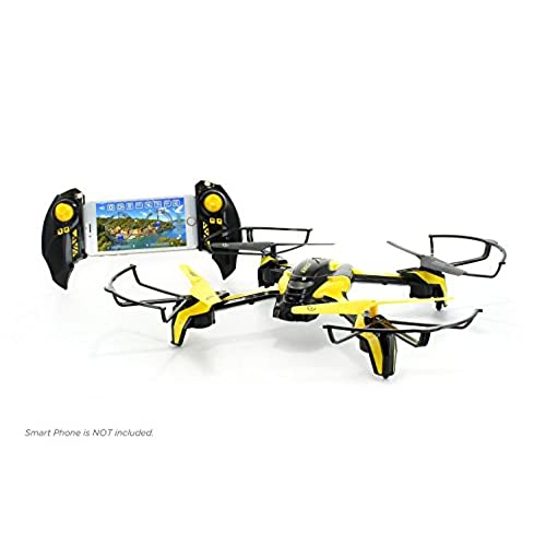 Tenergy TDR Phoenix App Controlled WIFI FPV RC Drone Quadcopter