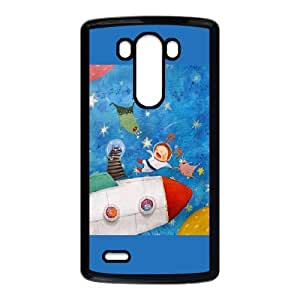 LG G3 Cell Phone Case Black Childhood Imagination 3 VIU162024