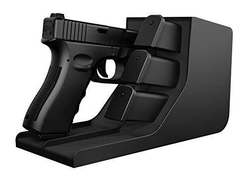 Vaultek Modular Pistol Racks Universal Protective Handgun Storage Holster (Universal Single Pistol)