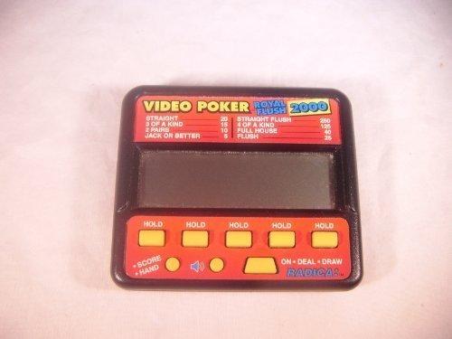 UPC 783719970443, Video Poker #410 By Radica