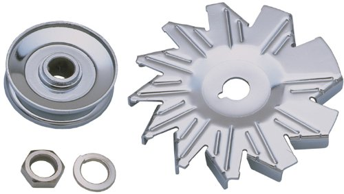 overdrive alternator pulley - 9