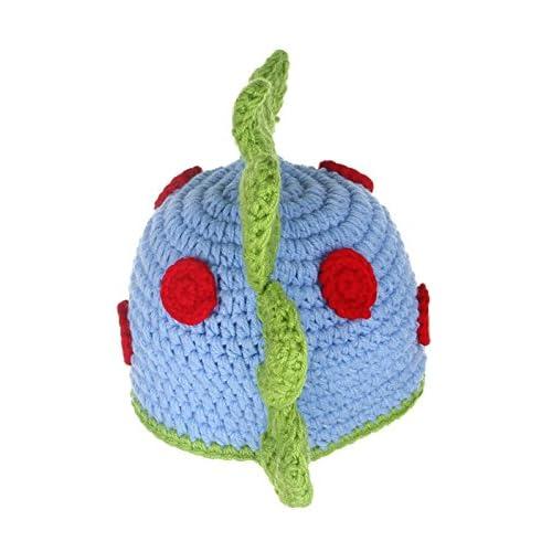 La Vogue Handmade Baby Boys Girls Dinosaur Crochet Beanie