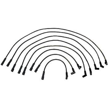 Amazon Com Delphi Xs10222 Spark Plug Wire Set Automotive