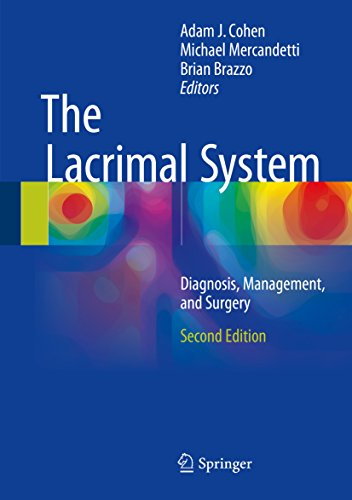 - The Lacrimal System: Diagnosis, Management, and Surgery, Second Edition