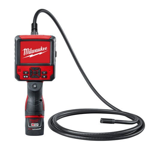 Video Borescope, 0.39 in. dia. by Milwaukee (Image #1)