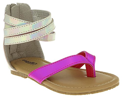 Capelli New York with Double Ankle Straps Toddler Girls Thon