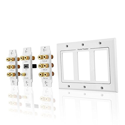 Tnp Home Theater Speaker Wall Plate