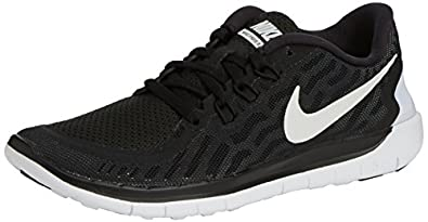 nike free 5.0 youth black