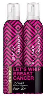 (Joico Whipped Foam, Power Whip, 10.2 Ounce (2 Pack) Pink)