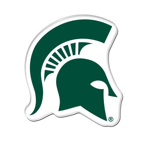 NCAA Michigan State Spartans Wincraft Precision Cut Magnet