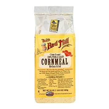 (Bob's Red Mill Medium Grind Cornmeal -- 24 oz)