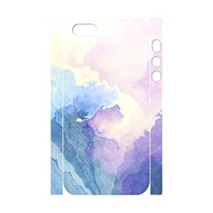 Customized Durable Case for Iphone 5,5S 3D, Aqua Story Phone Case - HL-695743