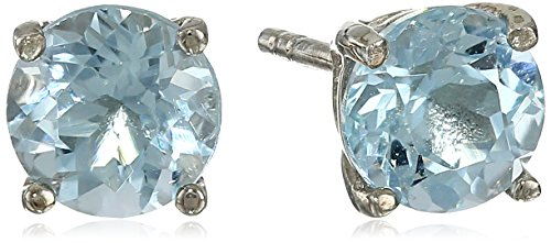 Sterling Silver 6mm Round Earrings product image