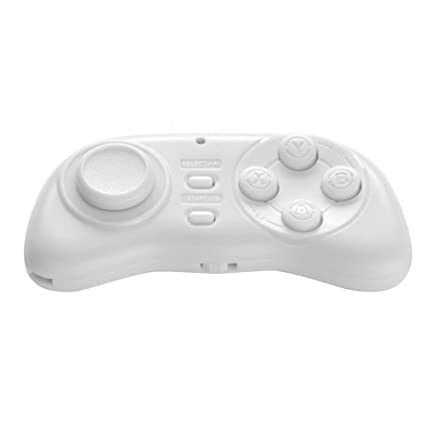 dulawei3 Wireless Bluetooth 3.0 Gamepad Game VR Remote Game Controller Joystick for Android iPhone iOS Apple PC Black