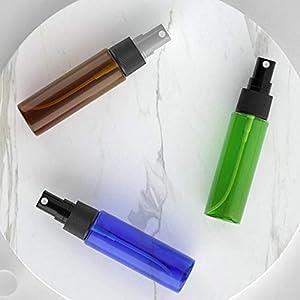 Flacone spray per nebulizzazione di nebbia super fine Flacone spray in plastica per pulizia flacone spray, utilizzato… 9 spesavip