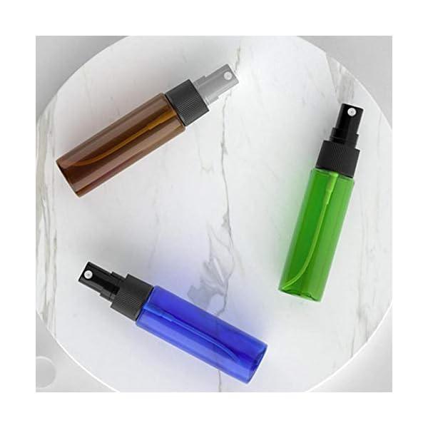 Flacone spray per nebulizzazione di nebbia super fine Flacone spray in plastica per pulizia flacone spray, utilizzato… 1 spesavip