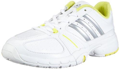 2 Donna giallo Tennis Da Barricade Team Adidas argento Bianco Scarpa AqpPPw