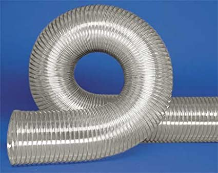 25 ft 2 In ID Ducting Hose Urethane L
