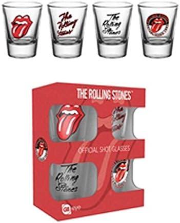 GB Eye LTD The Rolling Stones Mix 20 ML Verre /à Shot