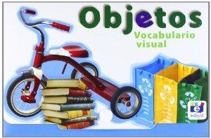 Fichas De Vocabulario Visual (Vocab Flashcards with Interactive CD): Objetos (40 Cards + CD) (Spanish Edition)