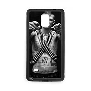 Chinese Machine Gun Kelly Personalized Phone Case for Samsung Galaxy Note 4,custom Chinese Machine Gun Kelly Case