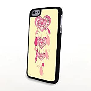 linJUN FENGGeneric Cute Dream Catcher PC Phone Cases fit for ipod touch 5 Cases Carrying Back Hard Cover Matte Case Plastic Skin