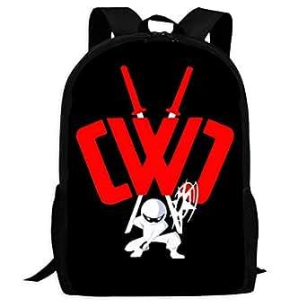 Amazon.com: GSGSDG Kids/Youth CWC Ninja School Backpacks