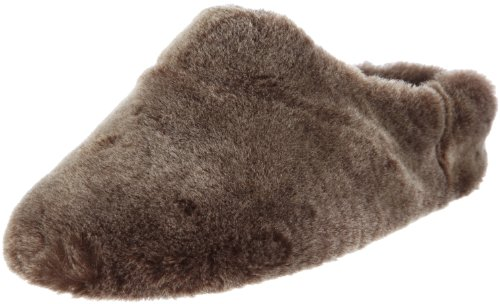 Giesswein Women's Gaschurn Slipper,Nerz,38 EU (US Women's 7 M) by Giesswein