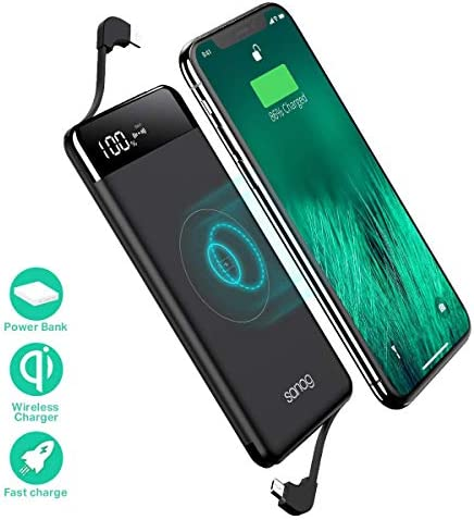 Wireless Portable 10000mAh External Displaly product image