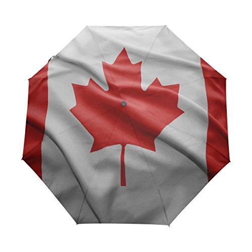 super3dprinted canada flag upf 50 anti uv parasol rainpro. Black Bedroom Furniture Sets. Home Design Ideas