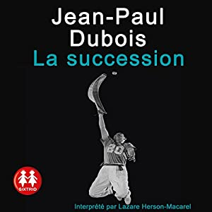 La succession Audiobook