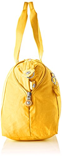 Yellow Kipling Women's Yellow Satchel Kipling Lively Women's Art Nc 18F4wqKgx