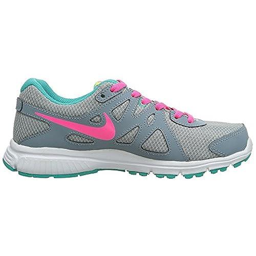 online store 41f2b fc999 Nike Revolution 2 GS - Zapatillas para Niña, Color GrisAzulRosa