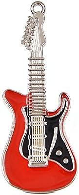Memoria USB 32GB Pendrive Rojo Divertida Metal Guitarra Pendrive ...