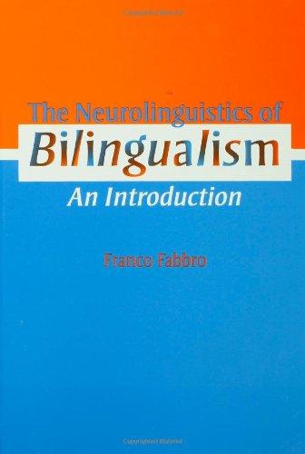 The Neurolinguistics of Bilingualism: An Introduction