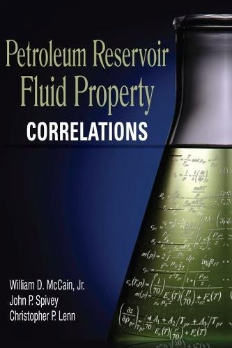Petroleum Fluids (Petroleum Reservoir Fluid Property Correlations)