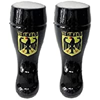 Barraid Two Pack Dragon Beer Boot Glass Capacity 650 ML
